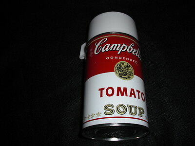 1968 Campbells Soup Thermos for Bread Dome Lunch Box , Vintage * Very Nice * HTF