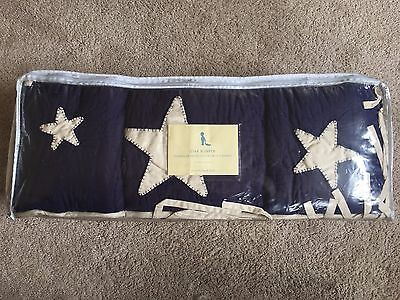 Pottery Barn Kids - Star Bumper Crib Bedding