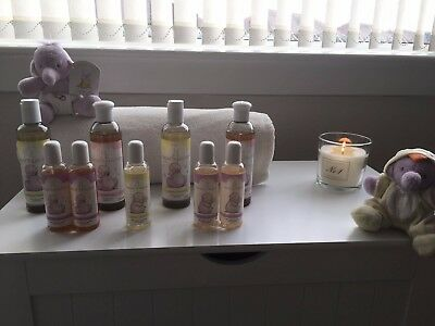 Humphreys Corner joblot, teddy's shampoo and bubbly bath