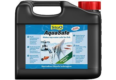 Tetra Aquasafe Water Conditioner 5 Litre 5 L NEW