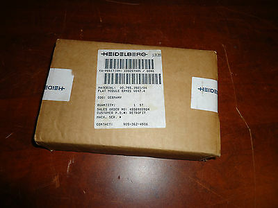 Heidelberg Press, Epm21  V047.4, Flat Module, Part#00.785.1501/04, Sealed