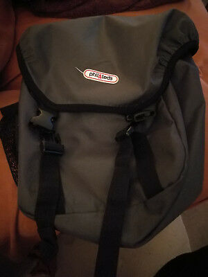 Phil and Teds single pannier bag. Used