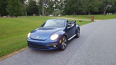 2013 Volkswagen Beetle-New 2.0 TURBO COMFORT VW BEETLE 2013 TURBO,R-line,LEATHER,AUTO,CONVERTIBLE,NAVI,29K MILES ONLY,WOOW!!!