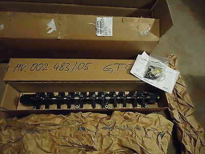 Heidelberg, Perfecting Gripper For Gto, Part#.022.468/04, Ome,100% New