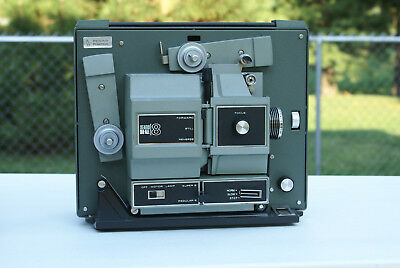Sears Du-All 8 Vintage Movie Projector