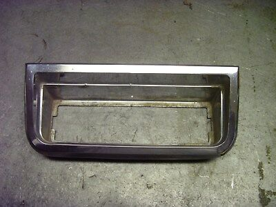 1965 Cadillac Front Turn Signal Lamp Bezel Trim