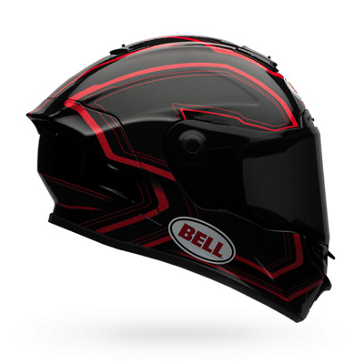 NEW Bell Star Pace Black Red RUN OUT SALE WAS $679 from Moto Heaven