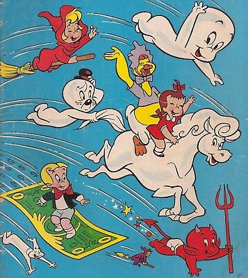 Lot of 24 silver-age Harvey comics, incl. 2 promos! Richie, Casper, Sad Sack