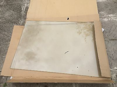 Toughened Glass Top For Table 1250 x 850 x 10 mm , Brand New