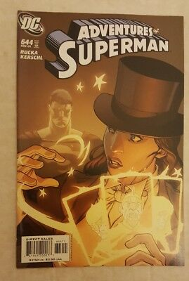 Adventures of Superman 644. (Zatanna)