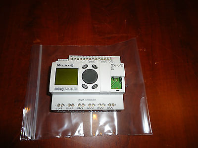 Moeller Easy820-Dc-Rc Control Rel 24 V Dc Relay, Cat #easy820-Dc-Rc, Used #a13