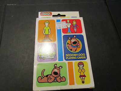 Scooby -Doo Bicycle Playing Cards