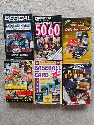 Odd Lot Of Six Different Collectibles Identification-Price Guides