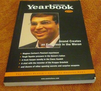 New in Chess YEARBOOK 106 : The Chess Player's Guide to Opening News (2013,...