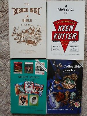 More Odd Lot Of Different Collectibles Identification-Price Guides