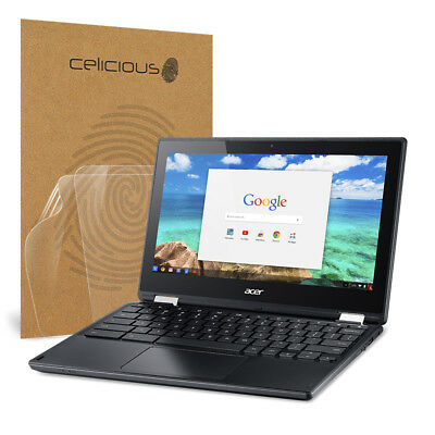 Celicious Vivid Acer Chromebook R 11 C738T Clear Screen Protector