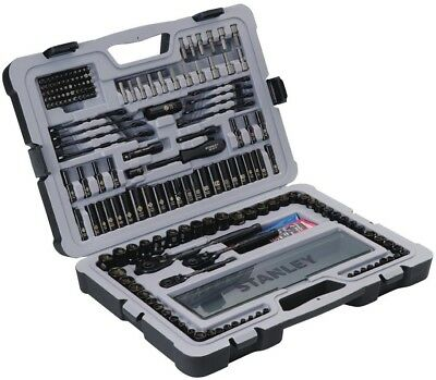 Stanley Mechanics Hand Tool Set (201-Piece) w/ Carry Case