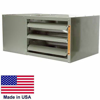 UNIT HEATER Commercial - Low Profile - Natural Gas - Power Vented - 80,000 BTU