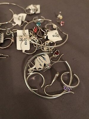 925 Sterling Silver Jewelry Lot Wearable & Scrap, 33 g, Most Marked, All Tested