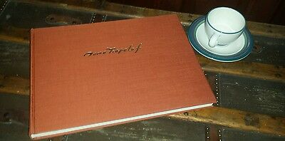 Domenico Tiepolo: The Punchinello Drawings 1986 Hardcover Like New, Bad Dust JKT