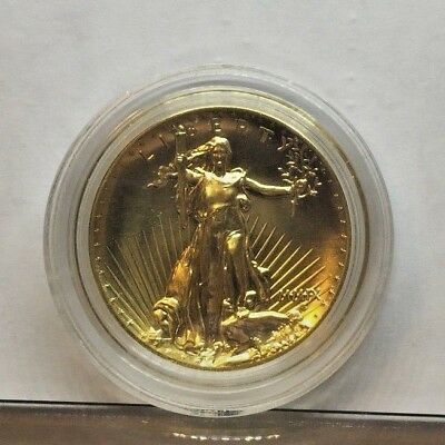 2009 Ultra High Relief Double Eagle Gold $20 w/Mint Packaging