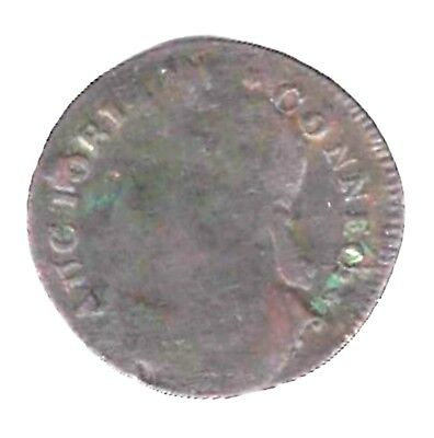 Connecticut Copper 1787, Draped Bust, Facing Feft