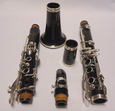 Buffet RC Clarinet - Professional Model.
