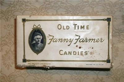 Old Time Fanny Farmer Candies Candy Box Statue Of Liberty Homestead Rochester Ny