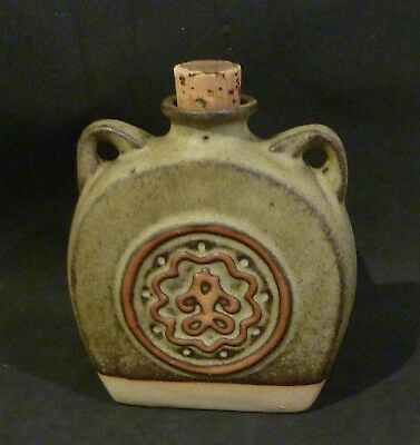 TREMAR UK  stoneware flask/ bottle/crock/decanter