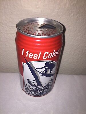 Coca Cola Coke can Japan
