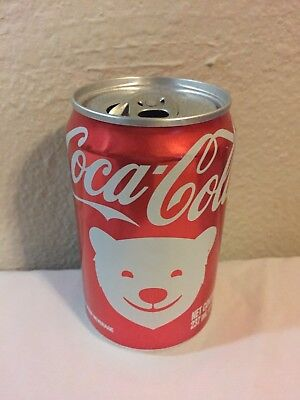 Coca Cola Coke can Trinidad Tobago Rare