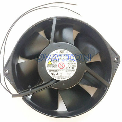 For STYLEFAN UZS15D22-MGW fan 220VAC 50/60HZ 172*150*38MM