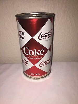 Coca Cola Coke can Diamond Michigan