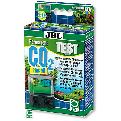 JBL Permanent CO2 + pH Test-Set, UVP 15,99 EUR, NEU
