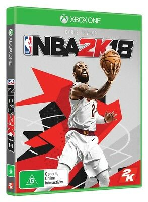 Nba 2K18 - Xbox One Brand New