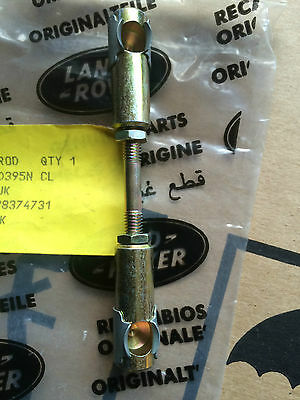 Genuine Land Rover Bell Crank Rod Assembly, Series 2, 2a, 3. 2.25 Petrol 531440