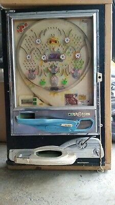 Vintage Japanese Pinball Nishijin Pachinko Machine - used/for parts