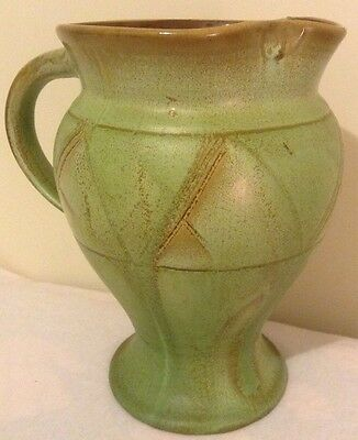Rare T W Lemon & Son, Wesuma Ware, Weston-Super Mare Jug