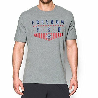 Clothing, Shoes & Accessories Activewear Tops Under Armour Apparel Armor Mens Freedom Independence T-Shirt Pick SZ/Color.