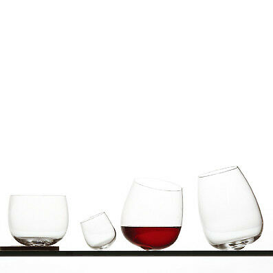 NEW Dance of the glasses (set of 4) by Design For Use