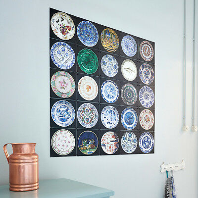 NEW IXXI plates wall art (multiple sizes) by Until