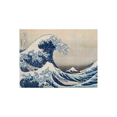 NEW IXXI the great wave wall art (multiple sizes) by Until