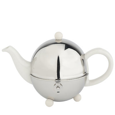 NEW Bredemeijer Cosy teapot in white or black by DNS home & gifts