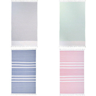 Bambury Tide, Mirage Egyptian Cotton Turkish Striped Beach Towel