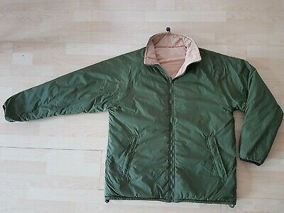 Thermojacke Jacket Reversible Thermal olive/sand Sleeka Snugpak ECWCS Gen III