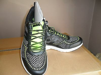 Livergy  casual shoes / Trainers uk   size 10   new BLACK