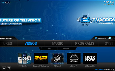 Legal Kodi-Buntu entertainment system -  installation disc for pc and laptop