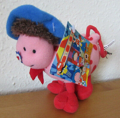 Fab *ermintrude* Cow Plush Soft Toy Beanie With Tag - The Magic Roundabout