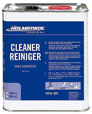 Holmenkol Wax remover and Covering cleaner 3000ml