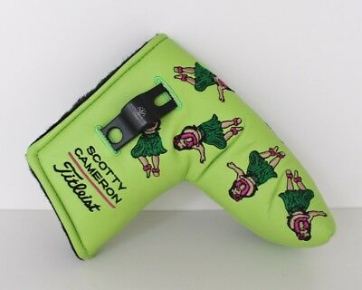 Scotty Cameron Head Cover - 2004 Hula Girl - New but out of bag